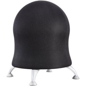 Safco Products 4750BL Zenergy Ball Chair Black